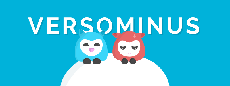 A banner for Versominus